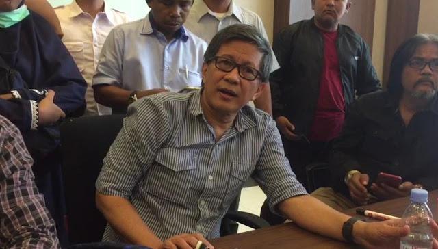 Rocky Gerung: 'Usia' Jokowi Tinggal 20 Hari Lagi