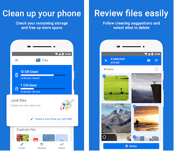 Download Files by Google, Clean up Junk files, Optimize your Phone, Share Anything - Check This Out