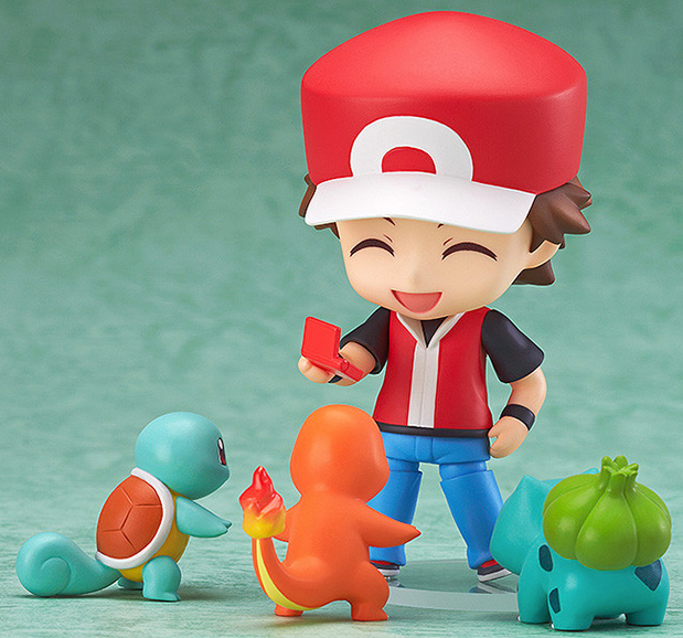 Nendoroid Pokemon Trainer Figure