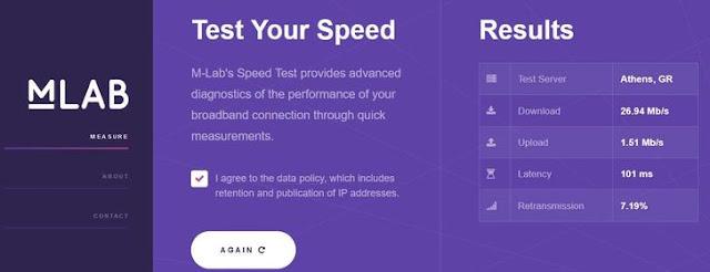افضل 5 مواقع قياس سرعة الأنترنت الحقيقية بالميجا 2021