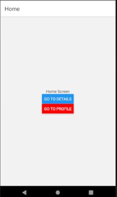 Tutorial React Native : React Navigation 5 Untuk Navigasi