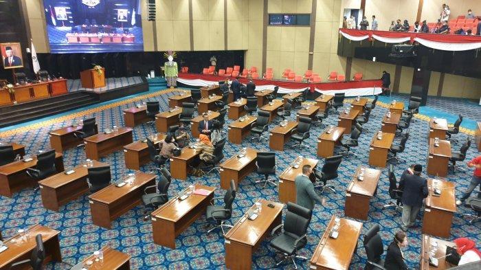 SEPI! Rapat Paripurna DPRD DKI soal Interpelasi Anies Akhirnya Ditunda