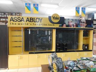 Etalase Display Branding + Furniture Semarang