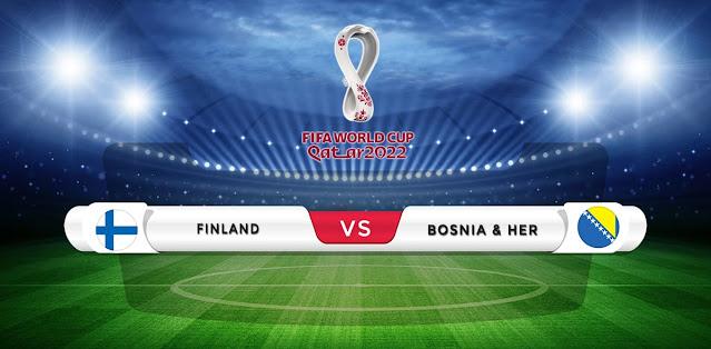 Finland vs Bosnia and Herzegovina Prediction & Match Preview