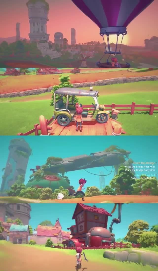 50 UPCOMING NINTENDO SWITCH GAMES OF 2018 43. My Time At Portia