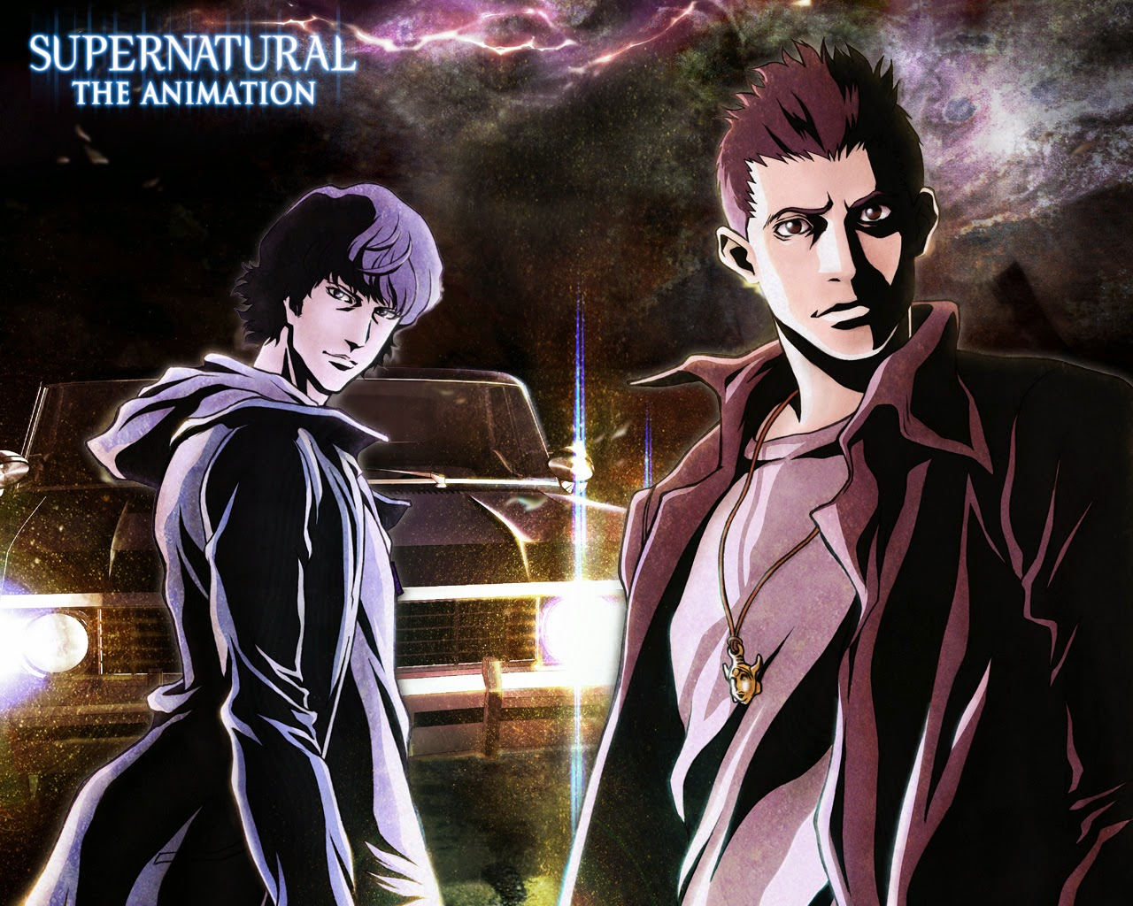 Supernatural: The Animation (2011– ) ταινιες online seires oipeirates greek subs