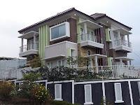 Villa Kolam Renang 4 Kamar Tidur Di Kota Batu Malang