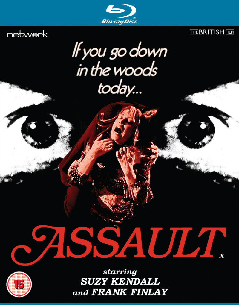assault 1971 blu-ray