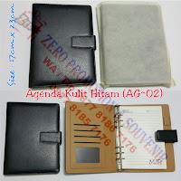 Buku Agenda Promosi, Buku Agenda Semi Kulit, Agenda souvenir esklusif custom