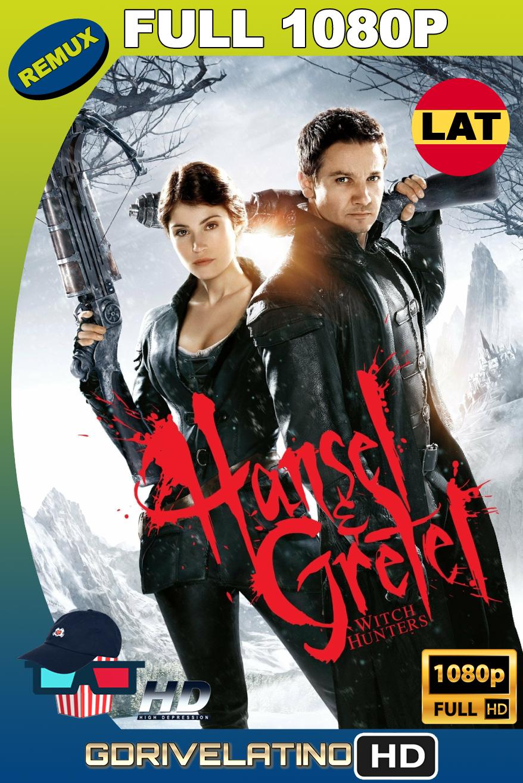 Hansel & Gretel: Cazadores de Brujas (2013) BDRemux FULL 1080p Latino-Ingles MKV