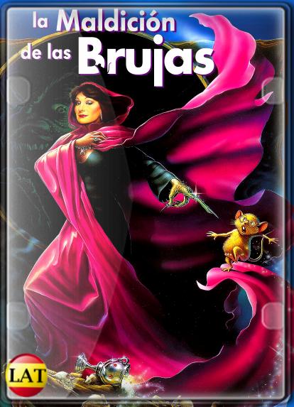 Las Brujas (1990) DVDRIP LATINO