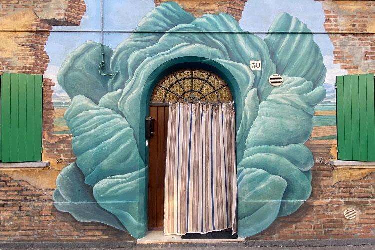 Le porte più colorate del mondo