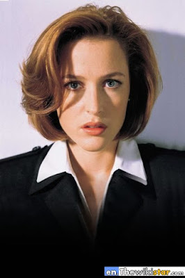 The life story of Gillian Anderson, American actress