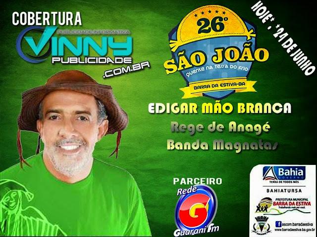 São João de Barra da Estiva 2014