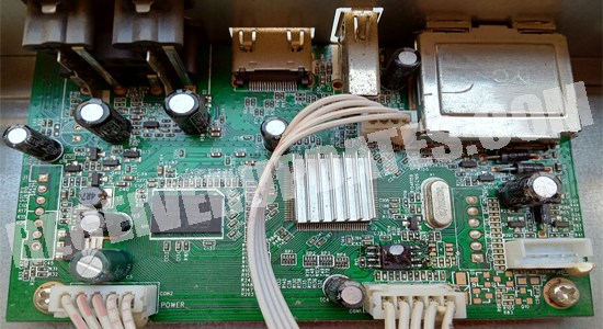 N323D M 8MB BOARD HD RECEIVER ORIGNAL DUMP FLASH FILE