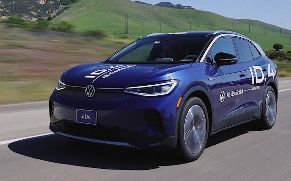 Volkswagen ID.4 atravessa os EUA de costa a costa em 18 dias