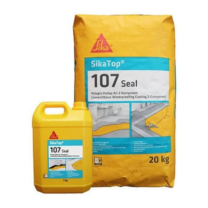 Bahan Pelapis Anti Bocor 2 Komponen - Sika Top Seal 107