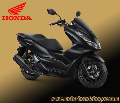 Brosur Motor Honda PCX Bogor