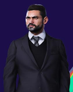 PES 2021 Faces Sérgio Conceição by Majin