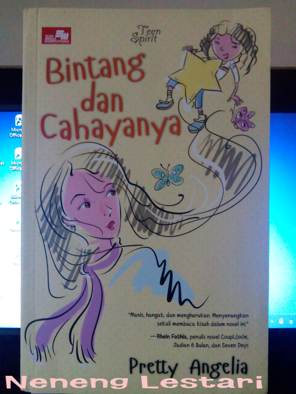 Review Buku Bintang Dan Cahayanya By Pretty Angelia Ring Ding Dong Novel Tere Liye