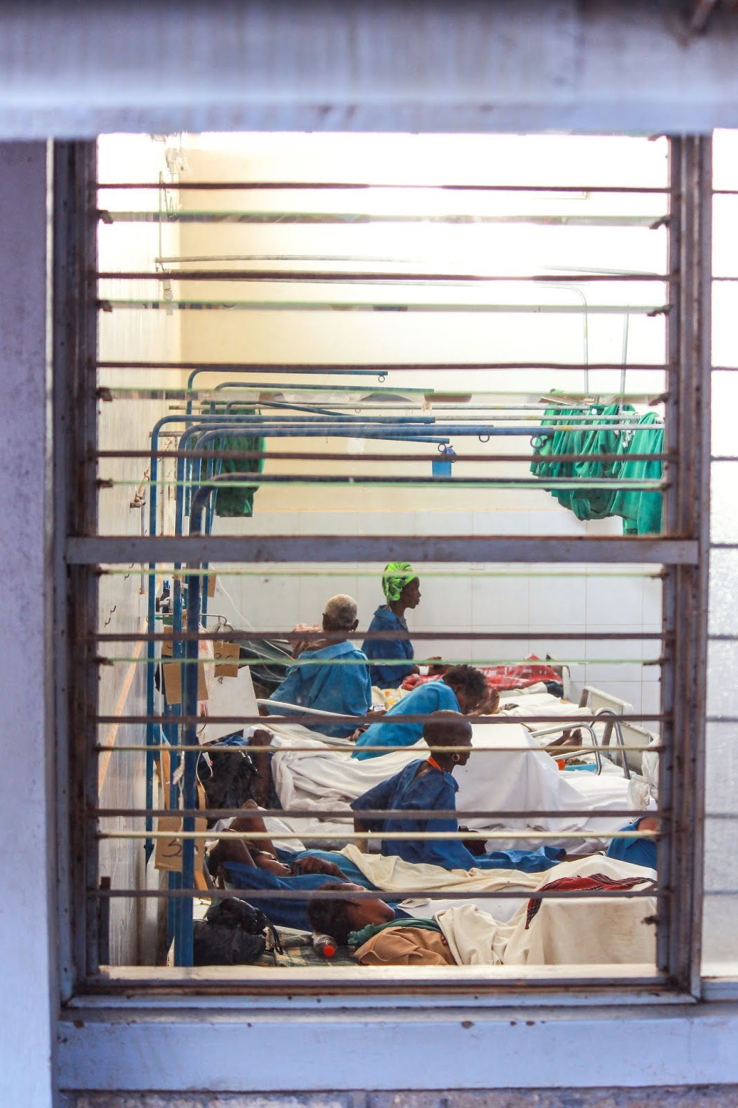 Nairobi HIV incontri
