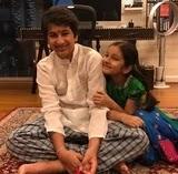 Namrata Shirodkar children