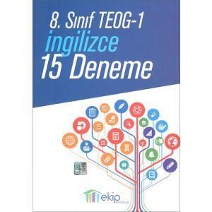 Ekip 8. Sınıf TEOG 1 İngilizce 15 Deneme