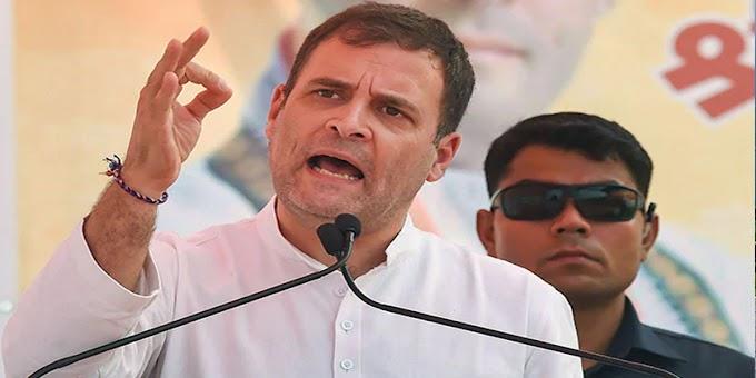 राहुल गांधी इटली से कब लौटे?