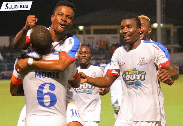 AZAM FC YAREJEA KILELENI LIGI KUU TANZANIA BARA BAADA YA KUICHAPA MBAO FC 4-0 LEO CHAMAZI