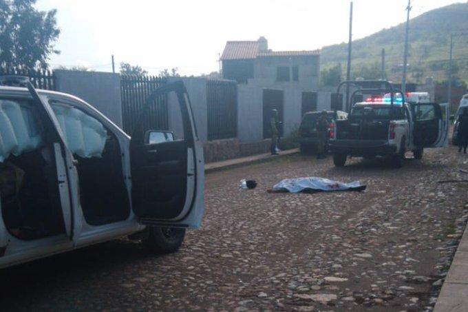 Guardia Nacional es emboscada por Sicarios en Unión de Tula; Jalisco, 1 elemento murió y 3 más resultaron heridos
