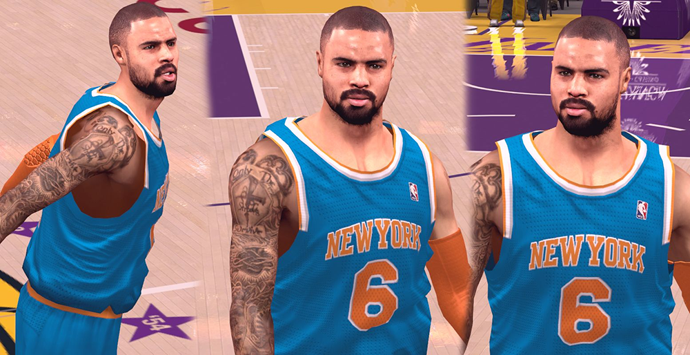 NBA 2K14 PC to Next-Gen Mod Face