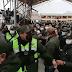 Abucheada, Eva Copa sale escoltada de recinto tras emitir su voto en El Alto