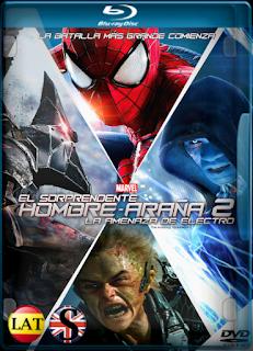 El Sorprendente Hombre Araña 2: La Amenaza de Electro (2014) REMUX 1080P LATINO/ESPAÑOL/INGLES