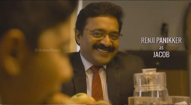 Jacobinte Swargarajyam Official Trailer Starring Renji Panicker , Nivin Pauly