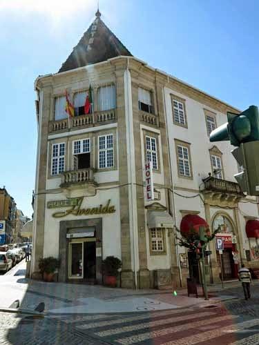 Hotel Avenida Viseu Portugal