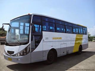 modifikasi bus menjadi rumah
