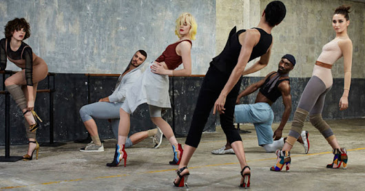 """La répétition"", el fashion film de Christian Louboutin"