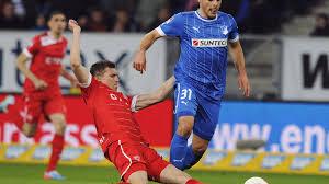 مباراة هوفنهايم وفورتونا دوسلدورف