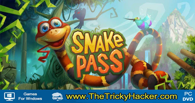 Snake Pass Free Download Full Version Game PC