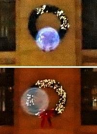 wreath orbs