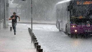 تحذير من عاصفة قوية ستضرب إسطنبول ومرمرة غدا