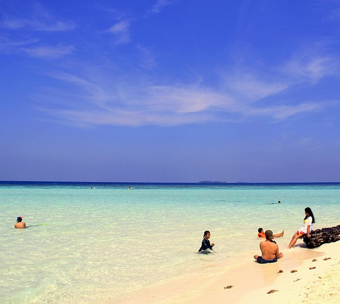 Karimunjawa Island is The Caribbean of Java