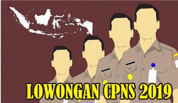 Daftar CPNS 2019