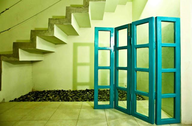 Biombos separadores de ambientes y espacios dise o y - Separador de espacios ...