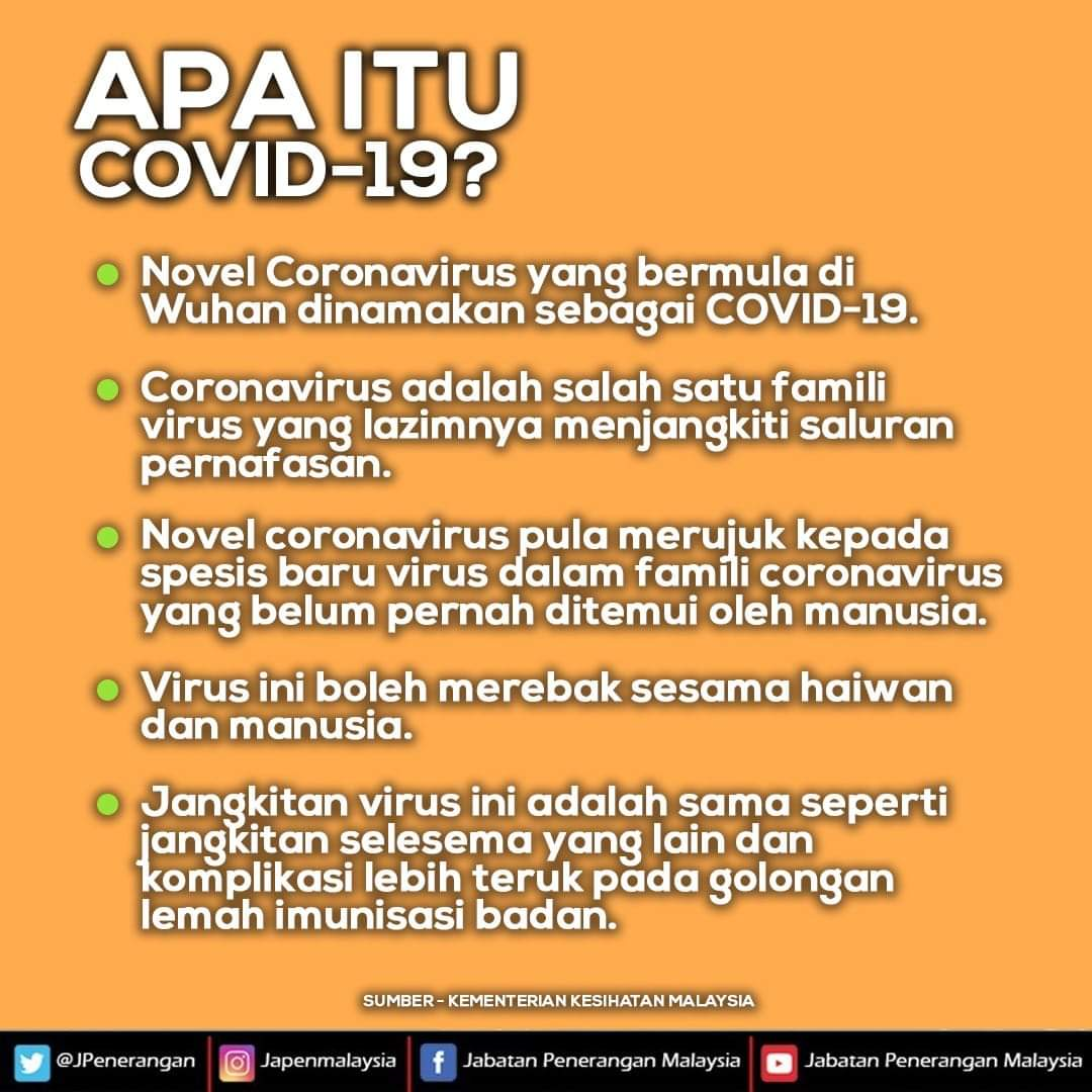 Apa Itu Covid 19 Nothing To Somethings