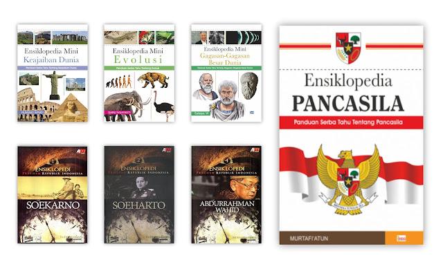 Buku Referensi - Ensiklopedia Untuk Koleksi Perpustakaan Desa