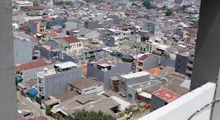 pemukiman padat kabupaten sleman