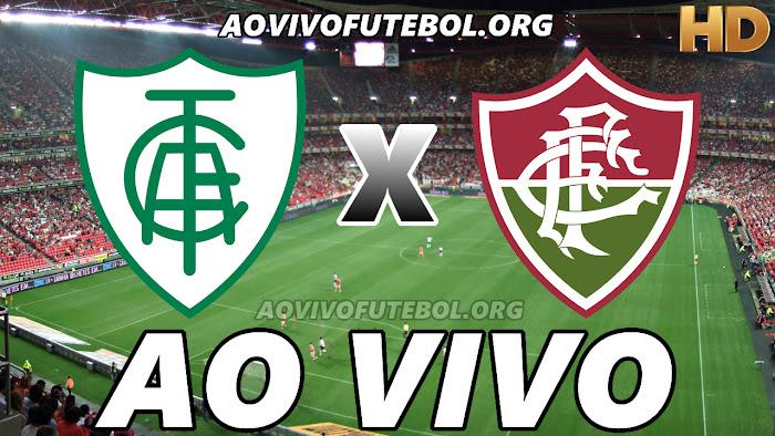 América Mineiro x Fluminense Ao Vivo na TV