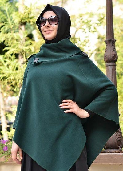 12 inspirasi trend baju muslim terkini untuk wanita gemuk