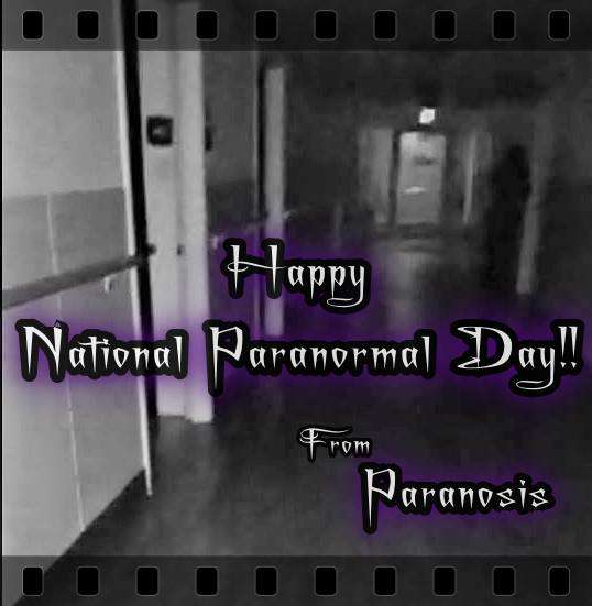 National Paranormal Day Wishes pics free download